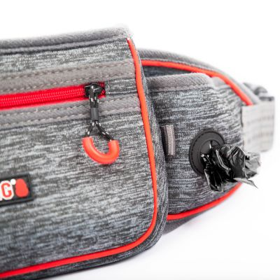 KONG OUTERWEAR Hip Bag Grey
