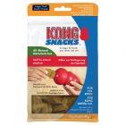 KONG Snacks Bacon & Cheese para cães