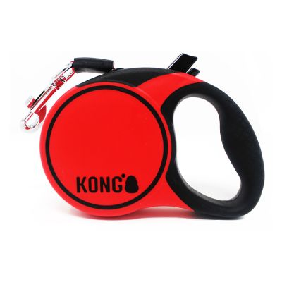 KONG Terrain Dog Lead - Red