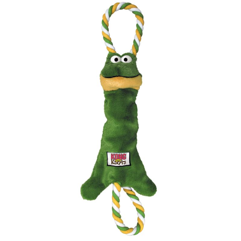 KONG Tugger Knots -sammakko