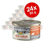 Økonomipakke: 24 x 85 g Almo Nature Holistic Maintenance