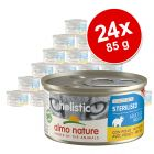 Økonomipakke: 24 x 85 g Almo Nature Holistic Specialised Nutrition