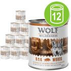 Økonomipakke: Wolf of Wilderness Adult 12 x 800 g