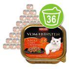 Økonomipakke Animonda vom Feinsten Adult NoGrain i Saus 36 x 100 g