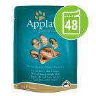 Økonomipakke Applaws porsjonsposer 48 x 70 g