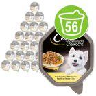 Økonomipakke Cesar porsjonsskåler 56 x 150 g