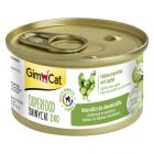 Økonomipakke GimCat Superfood ShinyCat Duo 24 x 70 g