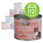 Økonomipakke Grau gourmetgryte 12 x 200 g