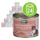 Økonomipakke Grau gourmetgryte 24 x 200 g