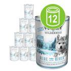 Økonomipakke Little Wolf of Wilderness 12 x 400 g