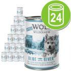 Økonomipakke: Little Wolf of Wilderness 24 x 400 g