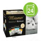 Økonomipakke Miamor Ragout Royale 24 x 100 g