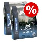 Økonomipakke Nutrivet Inne Cat 2 x 6 kg