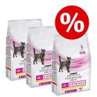 Økonomipakke: 3 poser Purina Veterinary Diets Feline