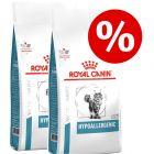 Økonomipakke: 2 poser Royal Canin Veterinary Diet kattefoder