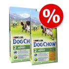 Økonomipakke: Purina Dog Chow 2 x 14 kg