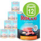 Økonomipakke Rocco Junior 12 x 800 g