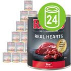 Økonomipakke: Rocco Real Hearts 24 x 800 g