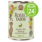 Økonomipakke Rosie's Farm Adult 24 x 400 g
