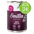 Økonomipakke: Smilla Mixed Meat Pot 24 x 400 g