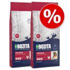 Økonomipakke: 2 store poser Bozita hundefoder