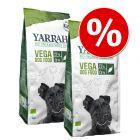 Økonomipakke: 2 store poser Yarrah Øko hundefoder
