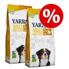 Økonomipakke: 2 store poser Yarrah Øko tørfoder