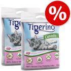 Økonomipakke: Tigerino Canada Style kattesand 2 x 12 kg