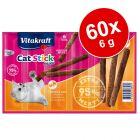Økonomipakke: Vitakraft Cat Stick Healthy 60 x 6 g