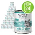 Økonomipakke: Wolf of Wilderness Adult 24 x 800 g
