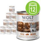 Økonomipakke: Wolf of Wilderness Adult 12 x 800 g