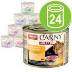Økonomipakke: 24 x 200 g Animonda Carny Adult