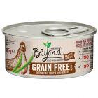 Økonomipakke: 24 x 85 g Beyond Grainfree Mousse
