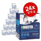 Økonomipakke: 24 x 370 g Bozita Bidder i Gelé