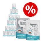 Økonomipakke: 24 x 85 g Concept for Life gelé & sauce