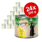 Økonomipakke: 24 x 200 g Feringa Øko Kitten