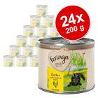 Økonomipakke: 24 x 200g Feringa Pure Meat Kitten