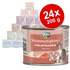 Økonomipakke: 24 x 200 g Grau Grydeguf