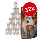 Økonomipakke: 32 x 85 g Leonardo Finest Selection Pouch