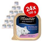 Økonomipakke: 24 x 100 g Miamor Mildt Måltid