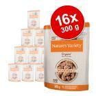 Økonomipakke: 16 x 300 g Nature's Variety Original Paté No Grain M/L Adult