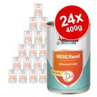 Økonomipakke: 24 x 400 g RINTI Canine Specialfoder