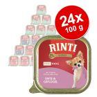 Økonomipakke: 24 x 100 g RINTI Gold Mini