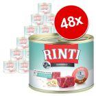 Økonomipakke: 48 x 185 g RINTI Sensible