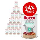 Økonomipakke: 24 x 400 g Rocco Diet Care