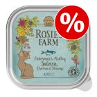 Økonomipakke: 32 x 100 g Rosie's Farm Adult