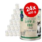 Økonomipakke: 24 x 400 g Sanabelle All Meat