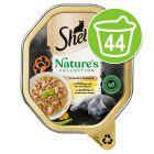 Økonomipakke: 44 x 85 g Sheba Nature´s Collection in Sauce