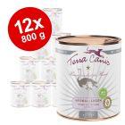 Økonomipakke: 12 x 800 g Terra Canis Hypoallergen
