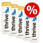 Økonomipakke: 5 x 25 g Thrive kattesnacks